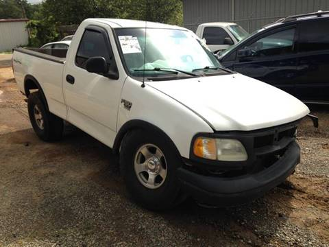 2002 Ford F-150 for sale at ASAP Car Parts in Charlotte NC