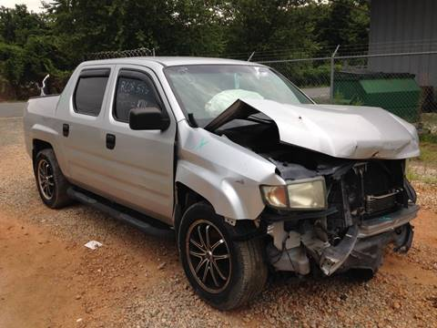 2007 Honda Ridgeline for sale at ASAP Car Parts in Charlotte NC