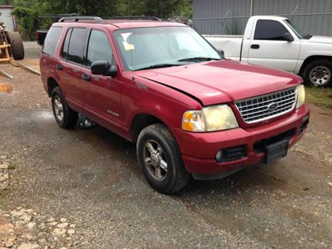 2004 Ford Explorer for sale at ASAP Car Parts in Charlotte NC