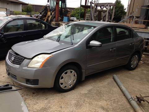 2007 Nissan Sentra for sale at ASAP Car Parts in Charlotte NC