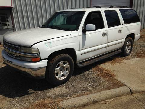 2001 Chevrolet Suburban for sale at ASAP Car Parts in Charlotte NC
