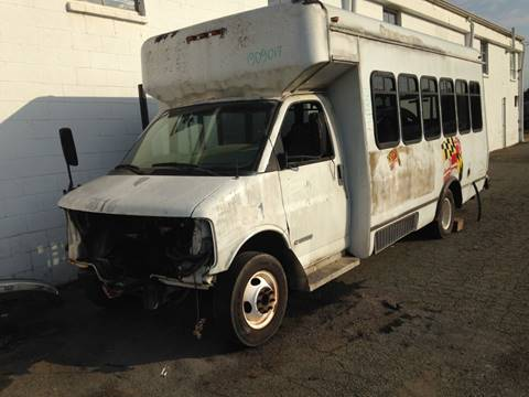 2002 Chevrolet Express Cutaway for sale at ASAP Car Parts in Charlotte NC