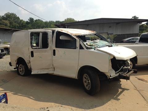 2012 Chevrolet Express Cargo for sale at ASAP Car Parts in Charlotte NC