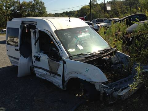 2010 Ford Transit Connect for sale at ASAP Car Parts in Charlotte NC