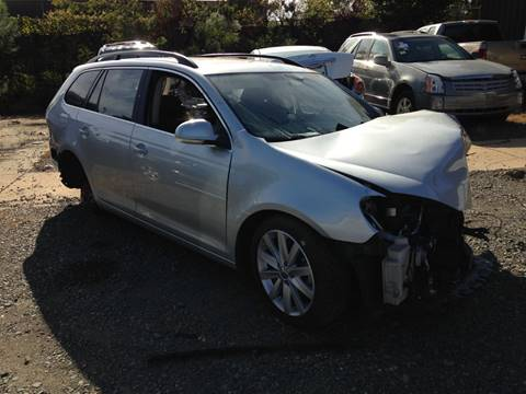 2009 Volkswagen Jetta for sale at ASAP Car Parts in Charlotte NC