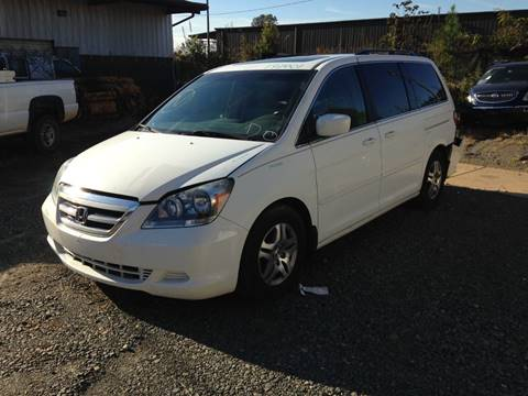 2006 Honda Odyssey for sale at ASAP Car Parts in Charlotte NC