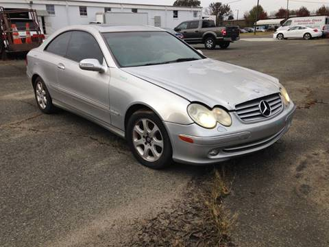 2004 Mercedes-Benz CLK for sale at ASAP Car Parts in Charlotte NC