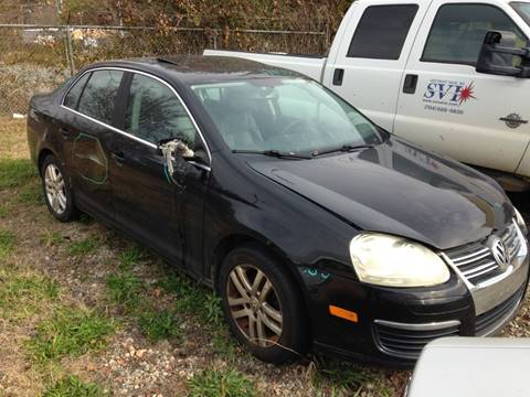 2007 Volkswagen Jetta for sale at ASAP Car Parts in Charlotte NC