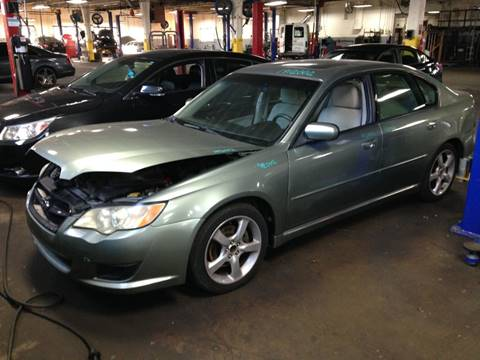 2009 Subaru Legacy for sale at ASAP Car Parts in Charlotte NC