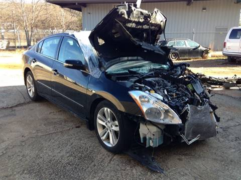 2012 Nissan Altima for sale at ASAP Car Parts in Charlotte NC