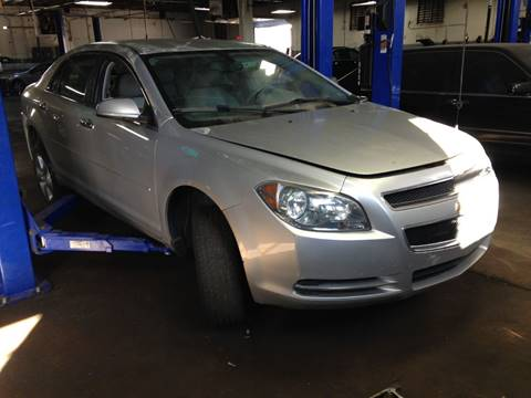 2012 Chevrolet Malibu for sale at ASAP Car Parts in Charlotte NC