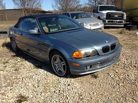 2001 BMW 3 Series 330Ci for sale at ASAP Car Parts in Charlotte NC