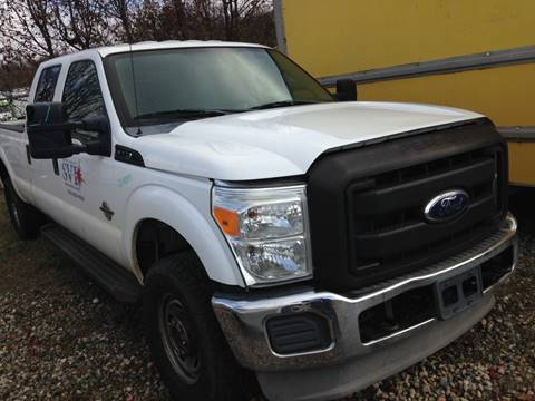 2011 Ford F-250 Super Duty for sale at ASAP Car Parts in Charlotte NC
