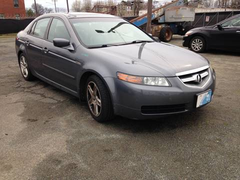 2005 Acura TL for sale at ASAP Car Parts in Charlotte NC