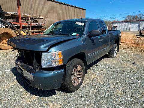2009 Chevrolet Silverado 1500 LT for sale at ASAP Car Parts in Charlotte NC