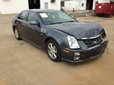 2009 Cadillac STS for sale at ASAP Car Parts in Charlotte NC