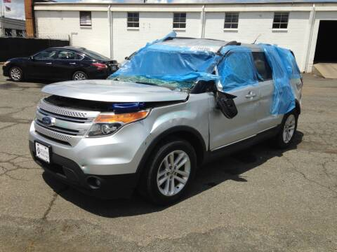 2011 Ford Explorer for sale at ASAP Car Parts in Charlotte NC