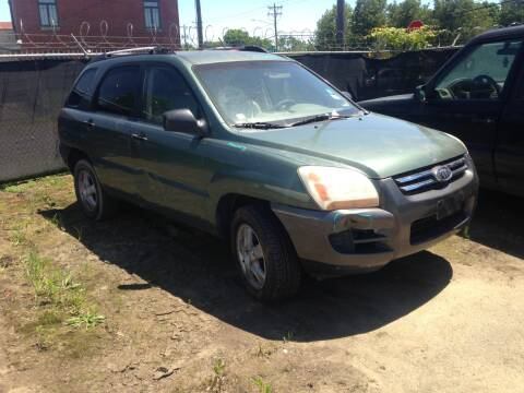 2006 Kia Sportage for sale at ASAP Car Parts in Charlotte NC