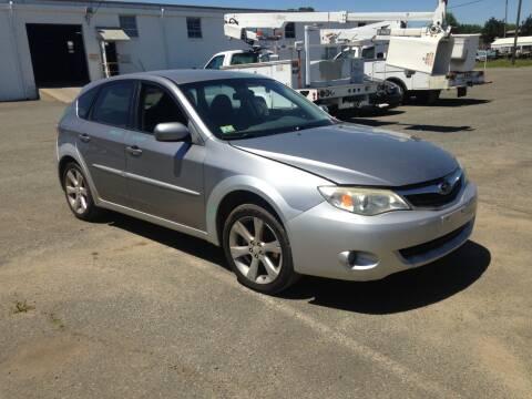 2008 Subaru Impreza for sale at ASAP Car Parts in Charlotte NC