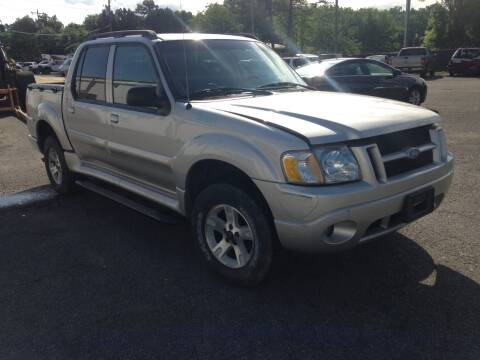 2005 Ford Explorer Sport Trac for sale at ASAP Car Parts in Charlotte NC