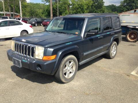 2007 Jeep Commander for sale at ASAP Car Parts in Charlotte NC