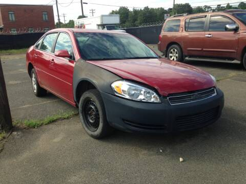 2008 Chevrolet Impala for sale at ASAP Car Parts in Charlotte NC