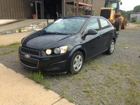 2013 Chevrolet Sonic for sale at ASAP Car Parts in Charlotte NC