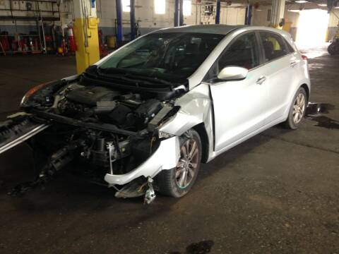 2014 Hyundai Elantra GT for sale at ASAP Car Parts in Charlotte NC