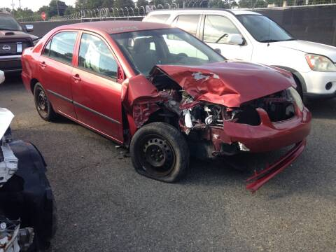 2008 Toyota Corolla for sale at ASAP Car Parts in Charlotte NC