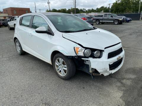 2014 Chevrolet Sonic for sale at ASAP Car Parts in Charlotte NC