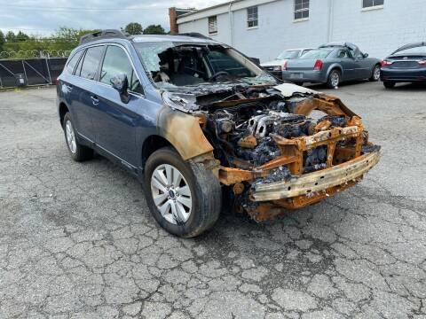 2018 Subaru Outback for sale at ASAP Car Parts in Charlotte NC