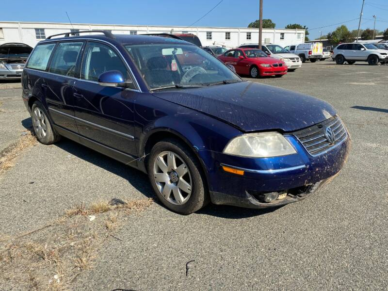 2005 Volkswagen Passat for sale at ASAP Car Parts in Charlotte NC