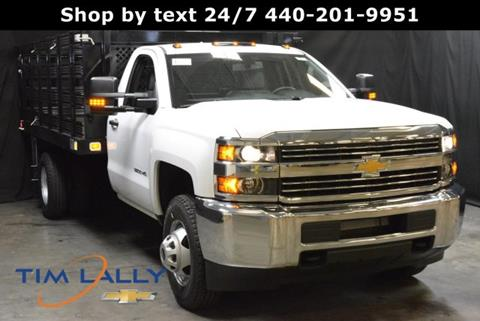 2017 Chevrolet Silverado 3500HD CC for sale in Warrensville Heights, OH