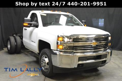2017 Chevrolet Silverado 3500HD for sale in Warrensville Heights, OH