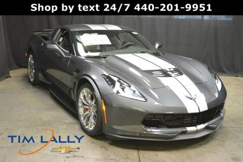 2018 Chevrolet Corvette for sale in Warrensville Heights, OH