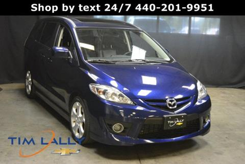 2010 Mazda MAZDA5 for sale in Warrensville Heights, OH