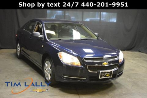 2008 Chevrolet Malibu for sale in Warrensville Heights, OH