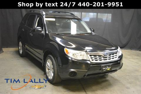 2011 Subaru Forester for sale in Warrensville Heights, OH