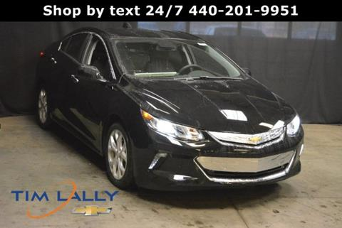 2018 Chevrolet Volt for sale in Warrensville Heights, OH