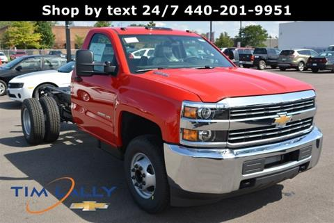 2016 Chevrolet Silverado 3500HD for sale in Warrensville Heights, OH