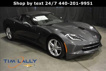 2017 Chevrolet Corvette for sale in Warrensville Heights, OH
