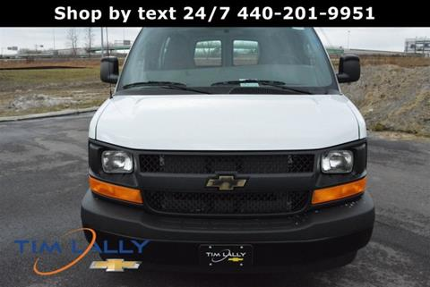 2017 Chevrolet Express Passenger for sale in Warrensville Heights, OH