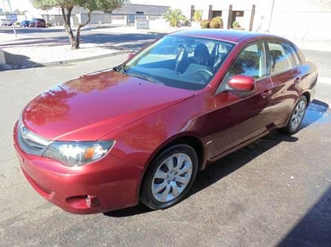 2011 Subaru Impreza for sale in Phoenix, AZ