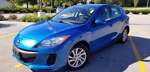 2012 Mazda MAZDA3 for sale in Kansas City, KS