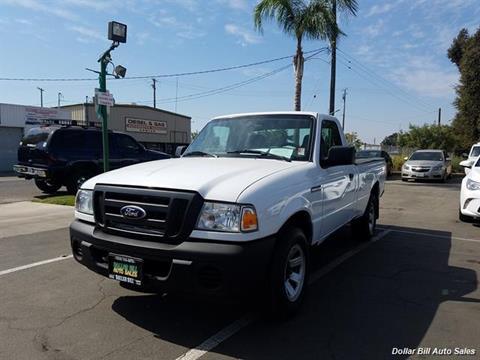 2009 Ford Ranger for sale in Visalia, CA