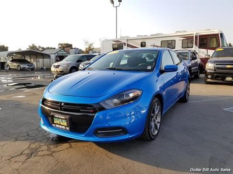 2016 Dodge Dart for sale in Visalia, CA