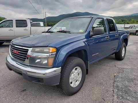2005 GMC Canyon for sale in Salem, VA