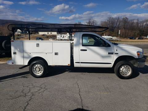 2007 Dodge Ram Chassis 2500 for sale in Salem, VA