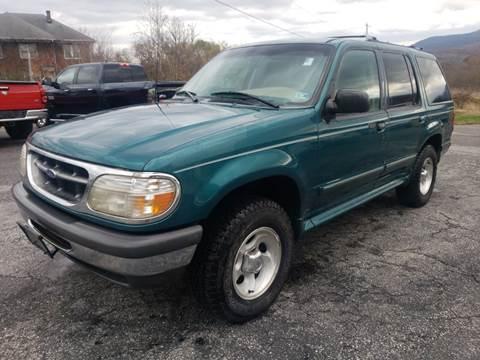 1998 Ford Explorer for sale in Salem, VA