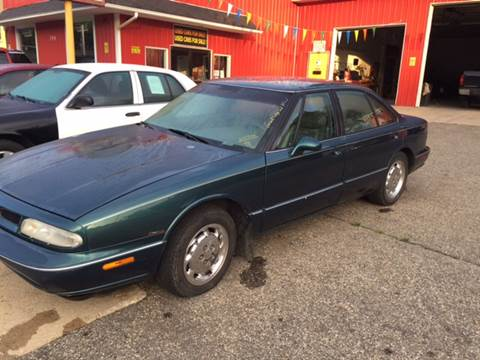 1998 Oldsmobile LSS for sale in Battle Creek, MI